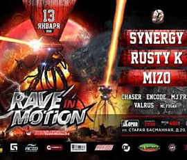 Rave in Motion